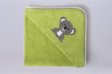 Kapuzenbadetuch Koalabär