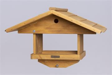 "Vogelfutterhaus ""Emmental gross"" Schindeln"