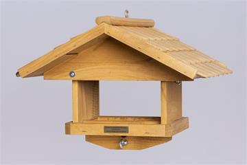 """Vogelfutterhaus """"Emmental mittel"""" Schindeln"""